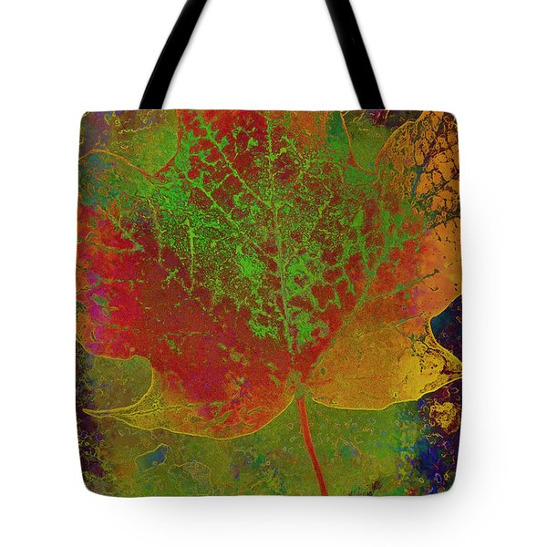 Evolution Of Life Tote Bag