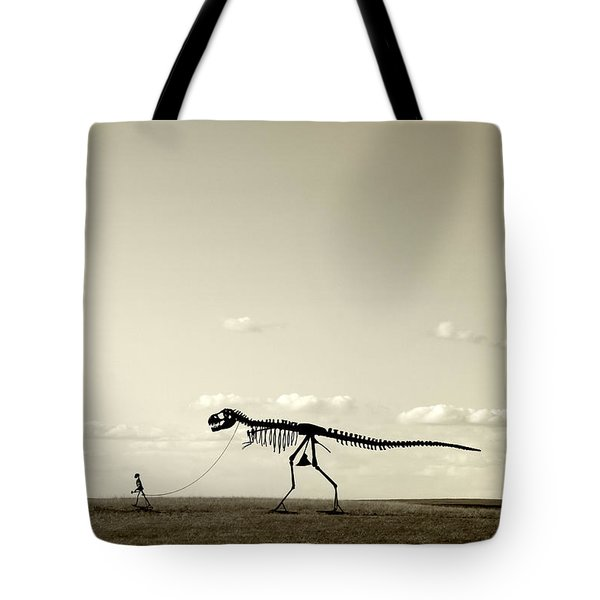 Evolution Tote Bag by Todd Klassy