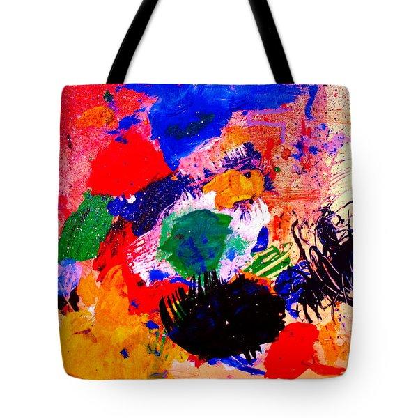 Evolving Evolution Tote Bag by Natalie Holland
