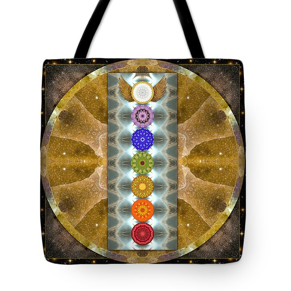 Tote Bag featuring the photograph Evolving Light by Bell And Todd
