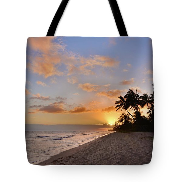 Ewa Beach Sunset 2 - Oahu Hawaii Tote Bag
