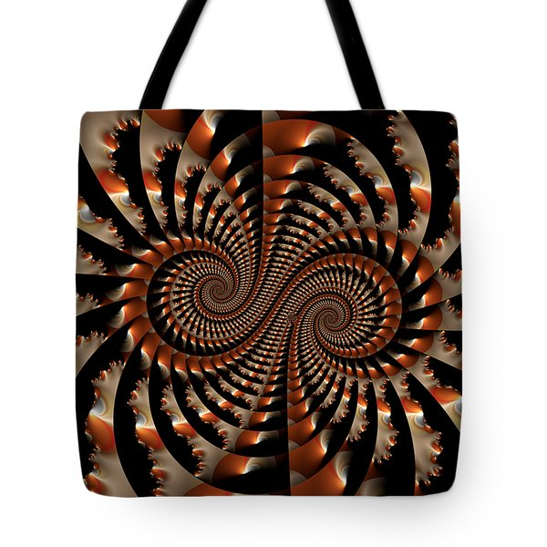 Tote Bag featuring the digital art Exceeding The Chandrasekhar Limit by Manny Lorenzo