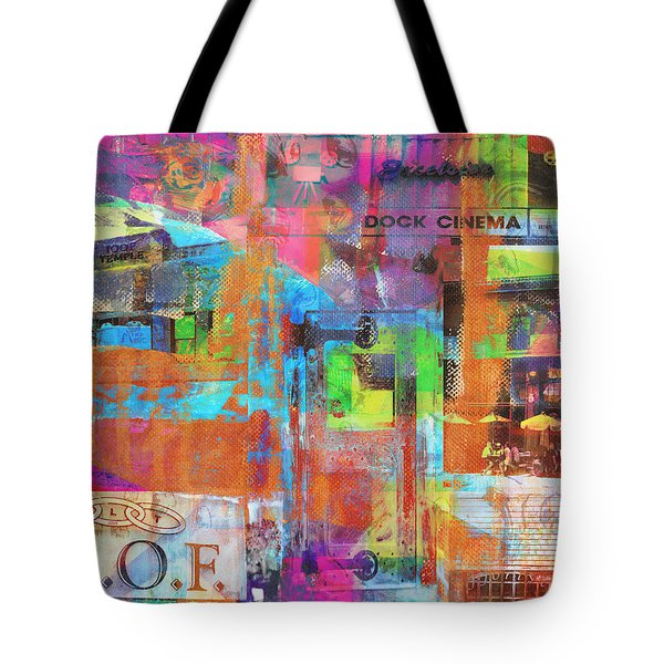 Excelsior Minnesota Tote Bag by Susan Stone