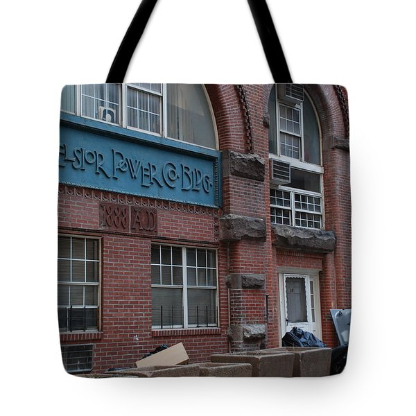 Excelsior Power Co Tote Bag by Rob Hans