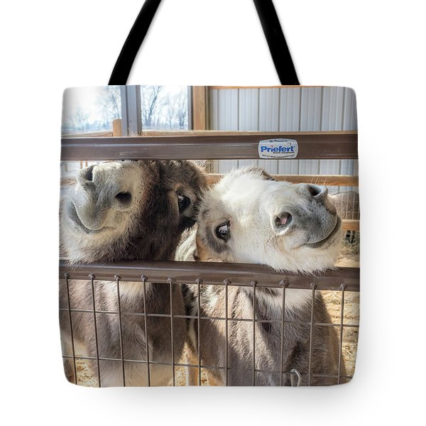 Excited To See Me Tote Bag