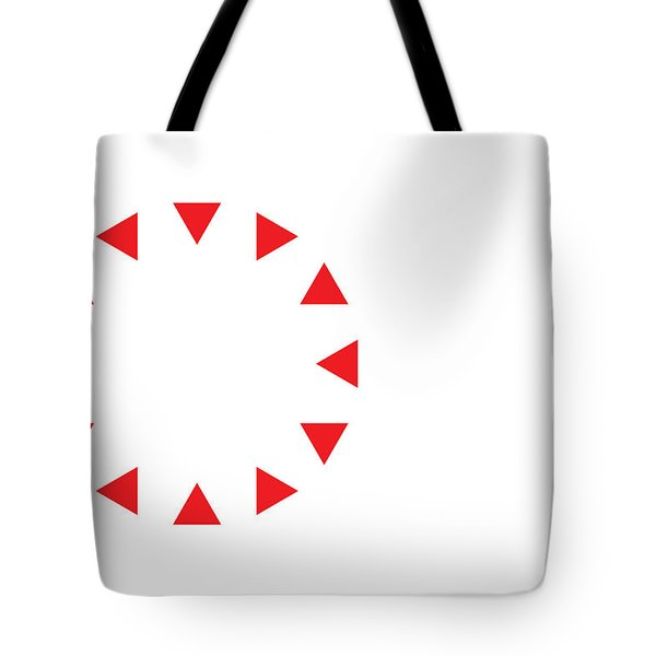 Tote Bag featuring the digital art Excluded by Greg Collins