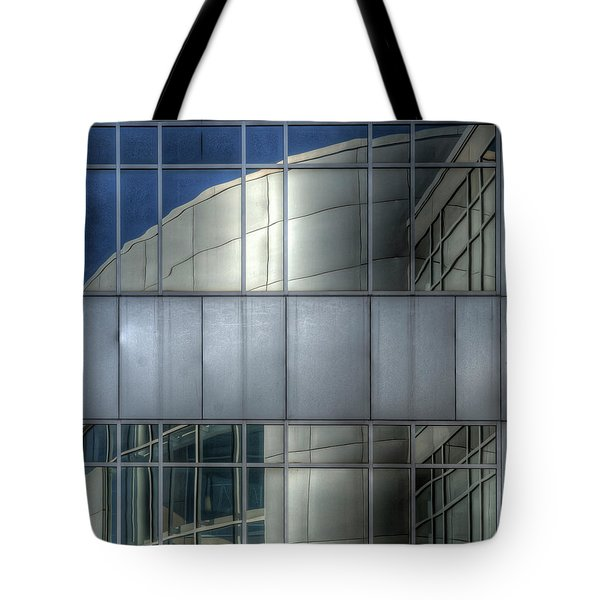 Exeter Hospital Tote Bag by Rick Mosher