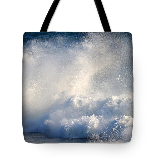 Exhilaration  Tote Bag by Dianne Cowen