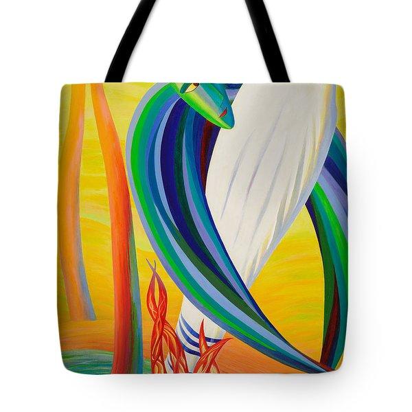 Exodus Of Jesus Tote Bag