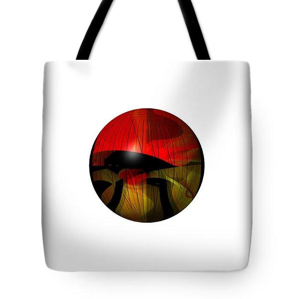 Exoplanet  Tote Bag