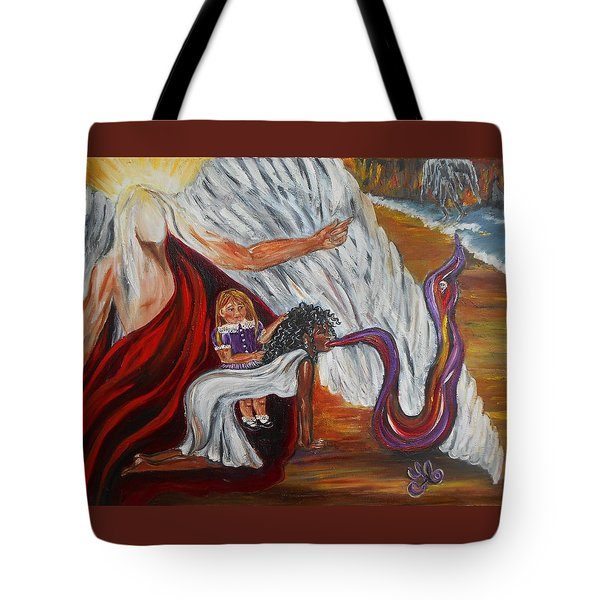 Exorcismo Tote Bag