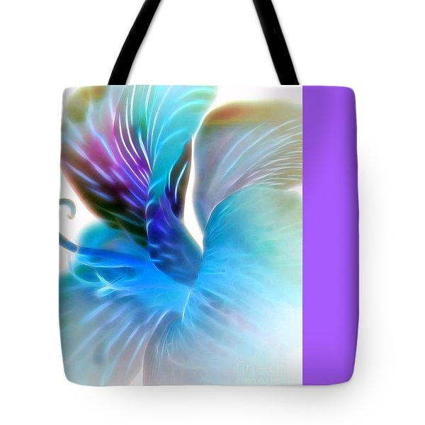 Exotic Glow Tote Bag