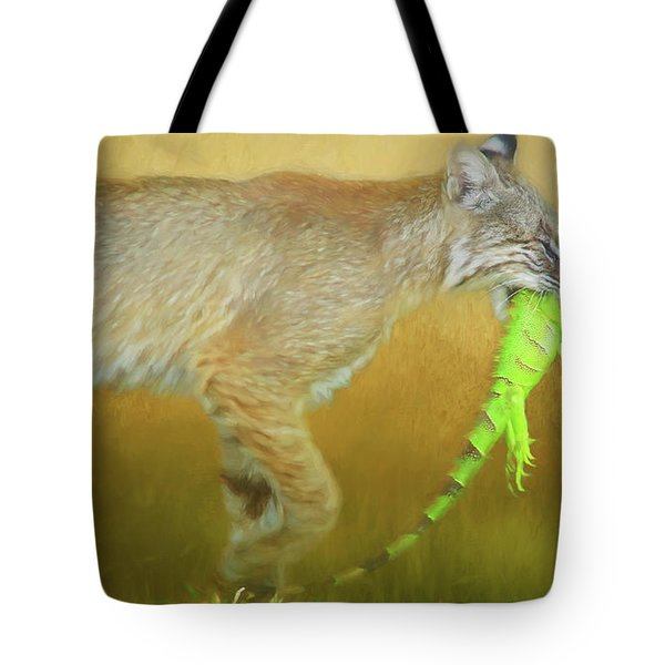Exotic Lunch. Tote Bag