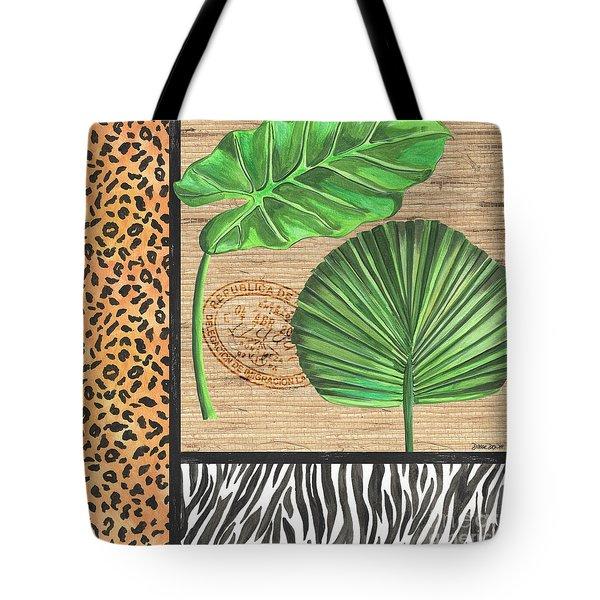 Exotic Palms 2 Tote Bag