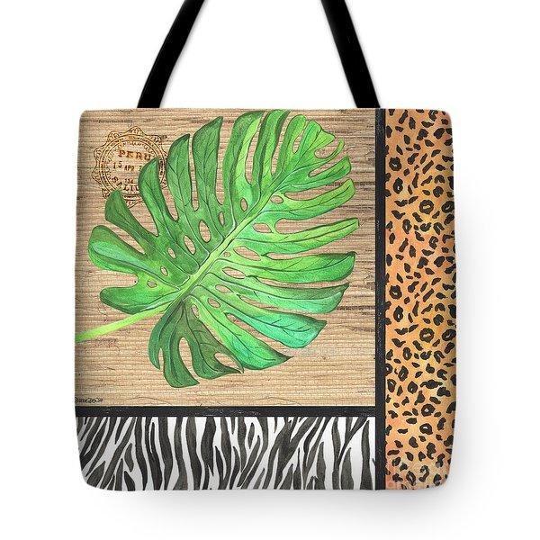 Exotic Palms 3 Tote Bag