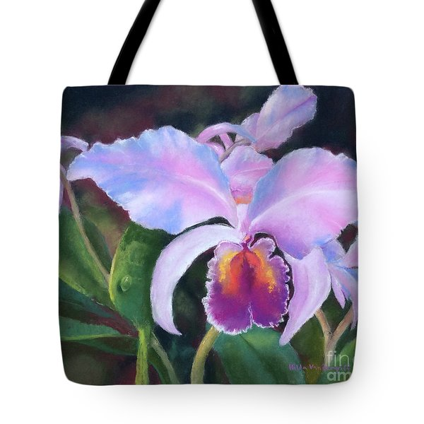 Exotic Pink Orchid Tote Bag
