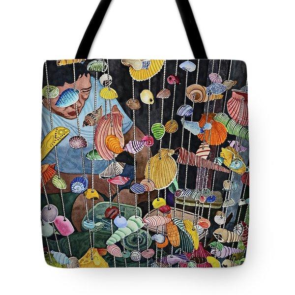 Exotic Seashells For Sale Tote Bag