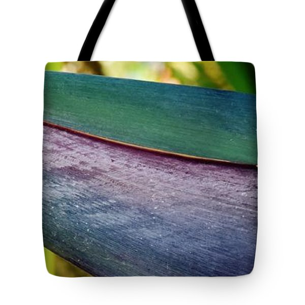 Tote Bag featuring the photograph Exotic by Werner Lehmann