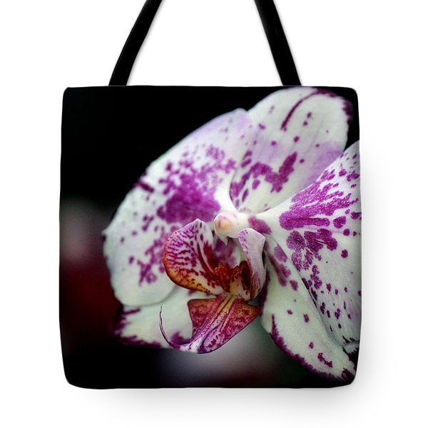 Tote Bag featuring the photograph Exotica by Silke Brubaker