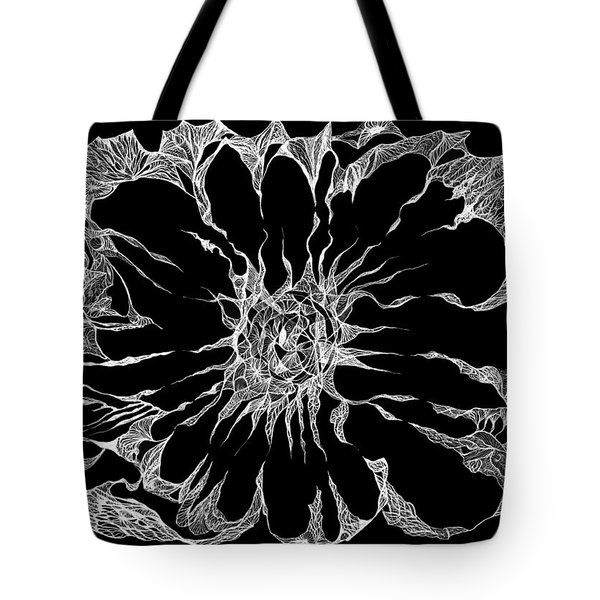 Expanded Consciousness Tote Bag by Charles Cater