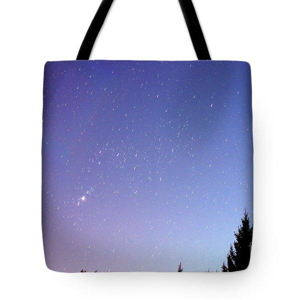 Expanding Sky Tote Bag