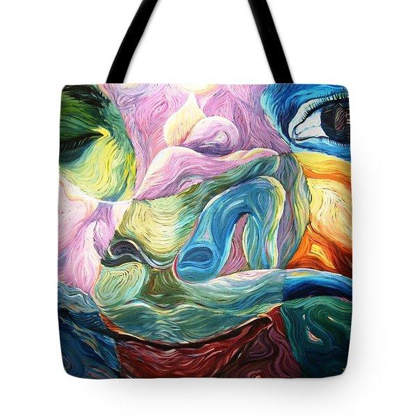 What Seek Ye ? Tote Bag by Bankole Abe