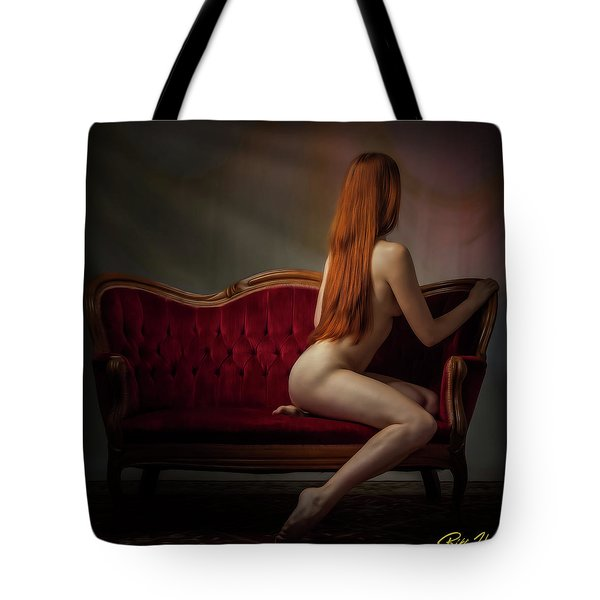 Expectation Tote Bag