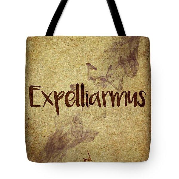 Expelliarmus Tote Bag