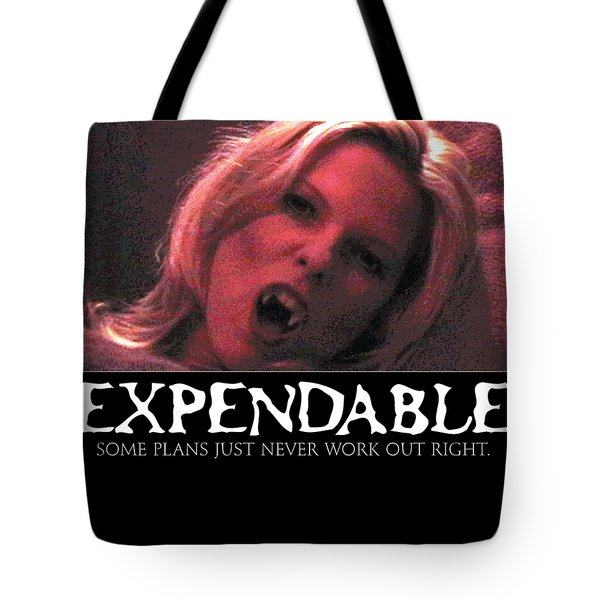 Expendable 1 Tote Bag