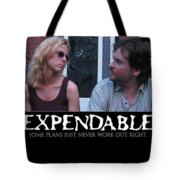 Expendable 2 Tote Bag