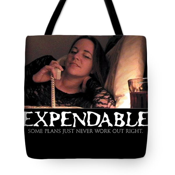 Expendable 5 Tote Bag