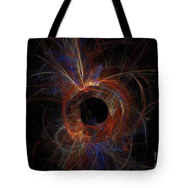 Experiment 9 Tote Bag