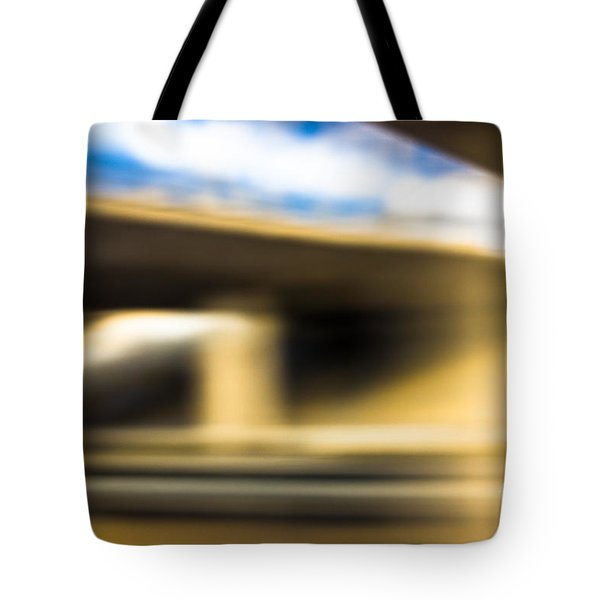 Experimenting Light Tote Bag