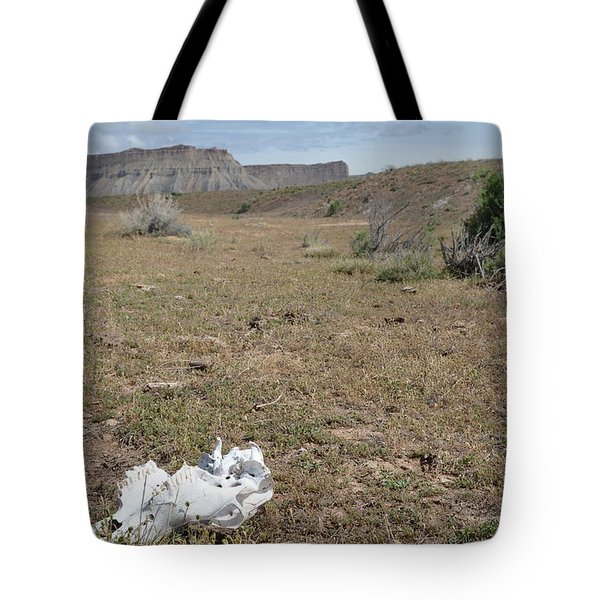 Expired Tote Bag by Jenessa Rahn