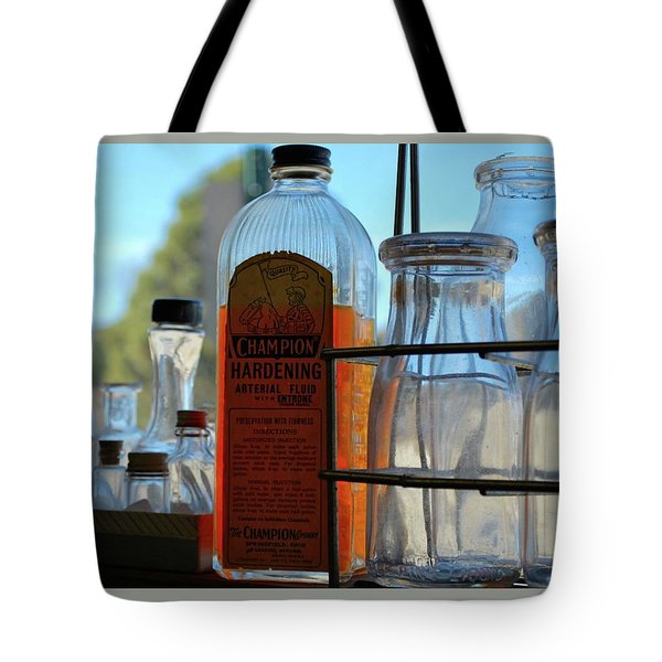 Expired On The Shelf Tote Bag