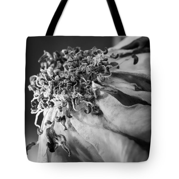 Expired Rose Tote Bag
