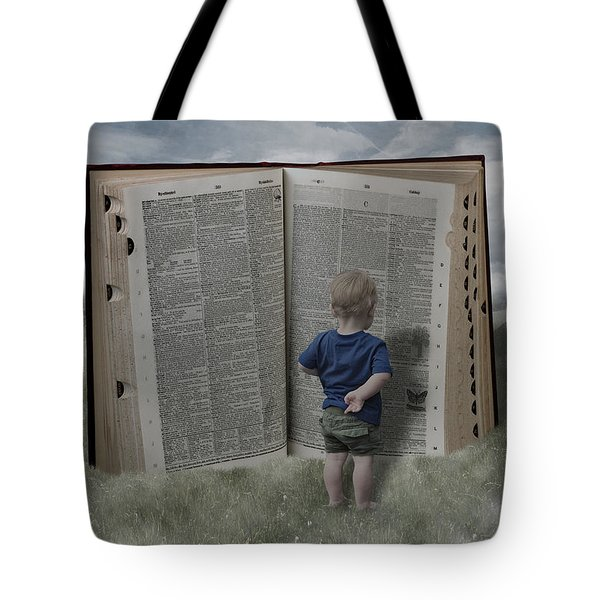 Exploration And Discovery Tote Bag