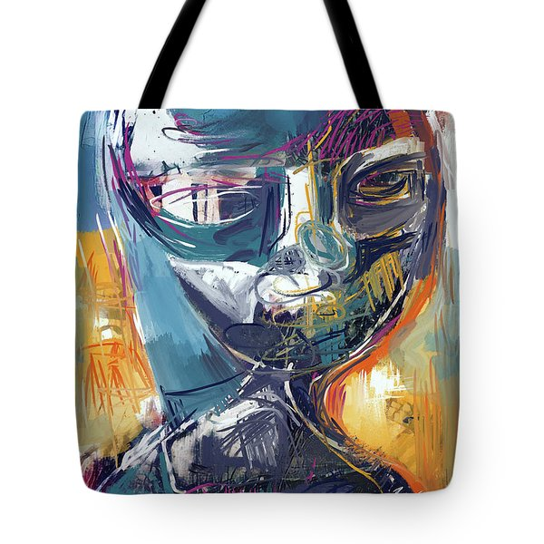 Exploration Tote Bag by Russell Pierce