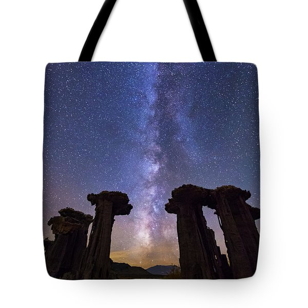 Exploration  Tote Bag