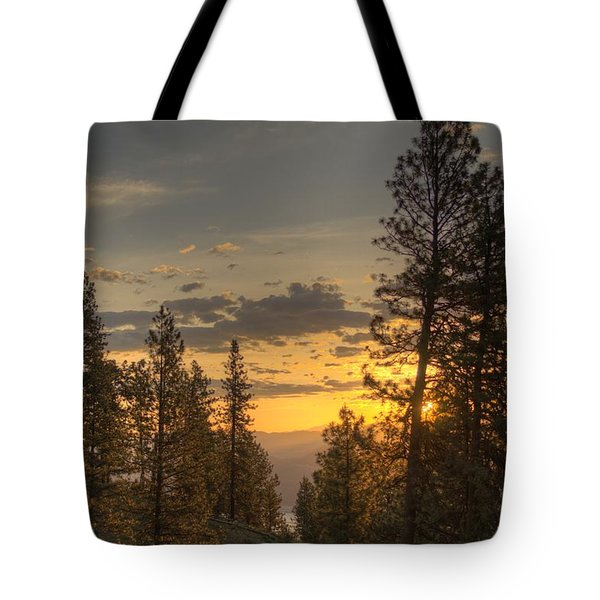 Explore2 Tote Bag by Loni Collins