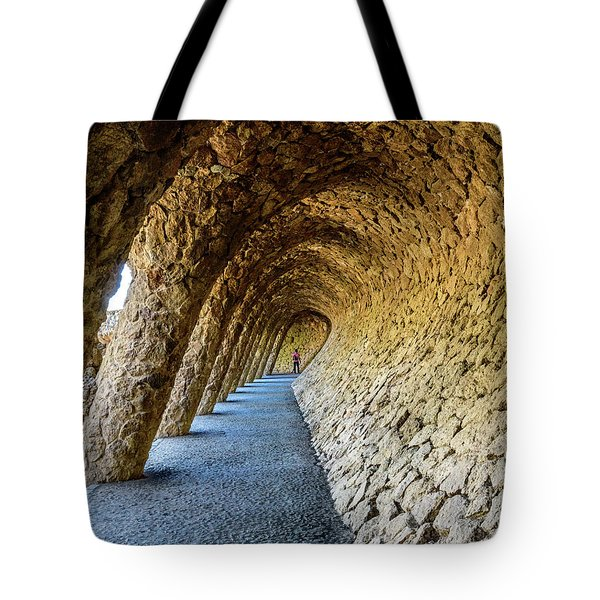 Tote Bag featuring the photograph Explorer by Randy Scherkenbach