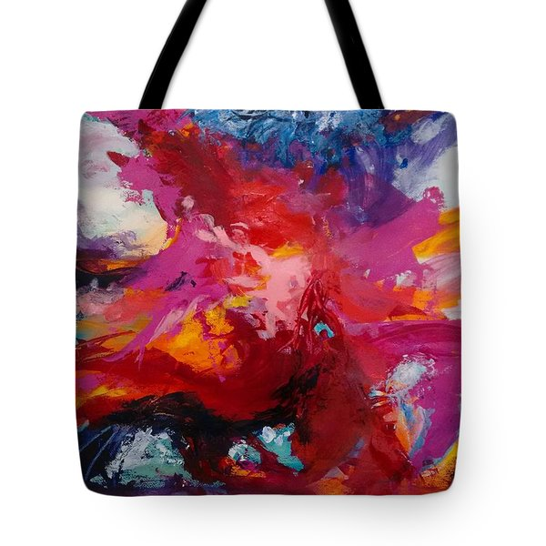 Exploring Forms Tote Bag