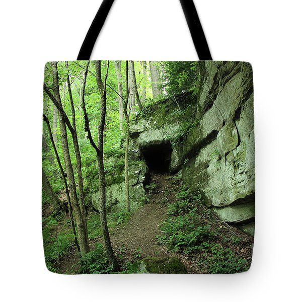 Exploring The Gorge Tote Bag