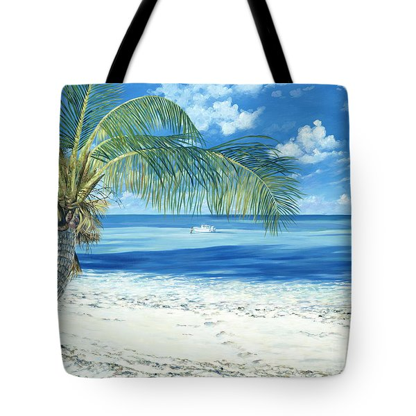 Exploring The Shallows Tote Bag by Danielle  Perry