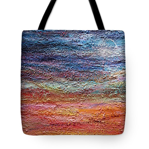Exploring The Surface Tote Bag