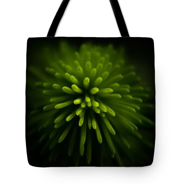 Explosion Tote Bag by Peter Scott