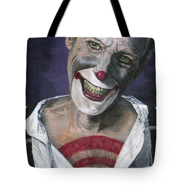 Exposed Tote Bag