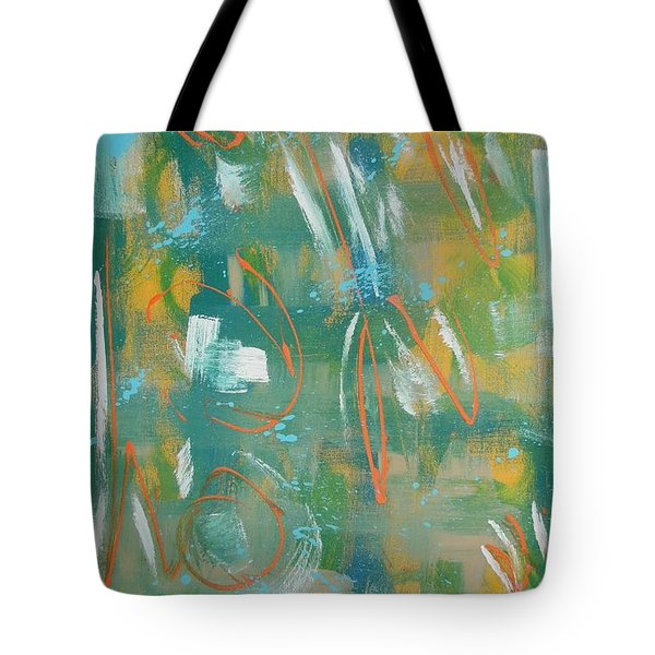 Express Yourself Tote Bag
