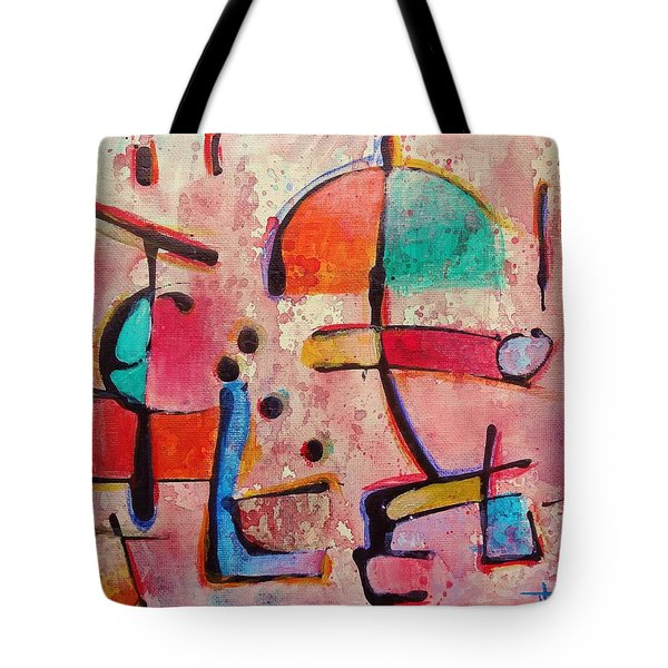 Expression # 12 Tote Bag