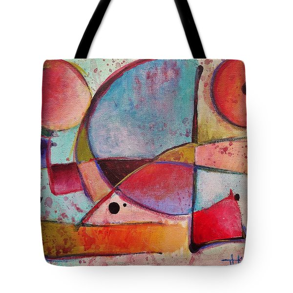 Expression # 13 Tote Bag